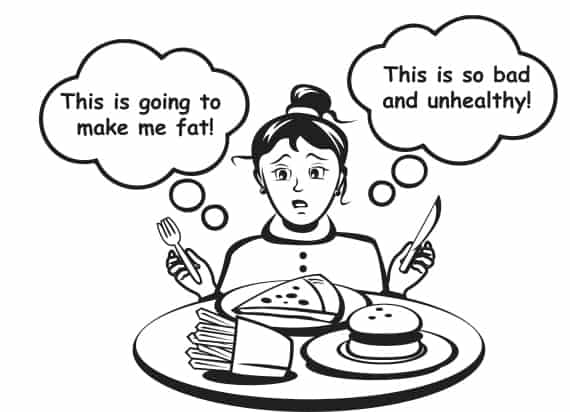 Leaving Judgements Behind Makes Us More Mindful Eaters