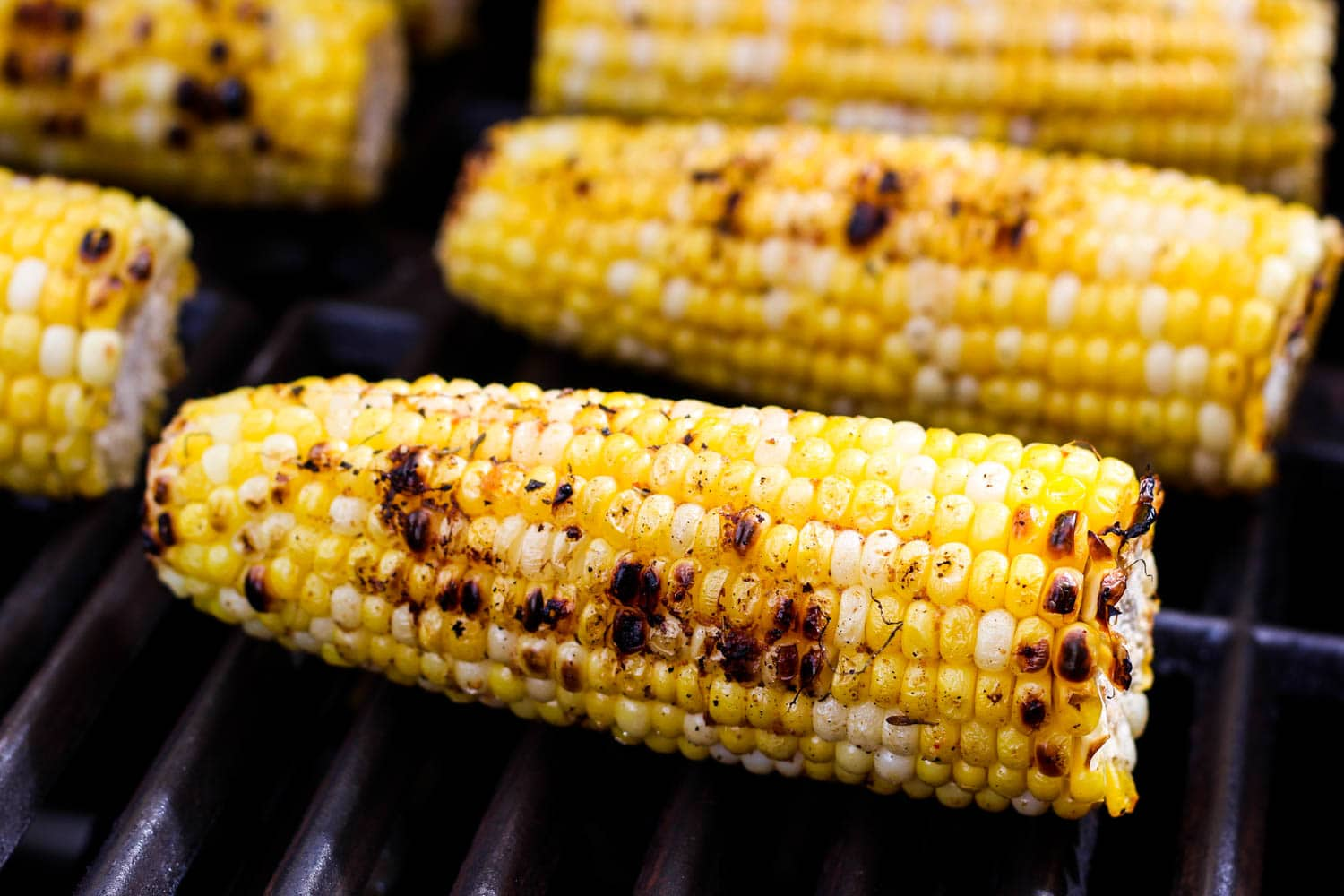 Street-Style Spicy Grilled Corn (Butta)