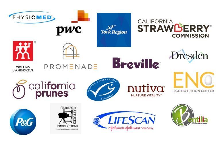 Desilicious RD Shahzadi Devje's Brand Partnerships