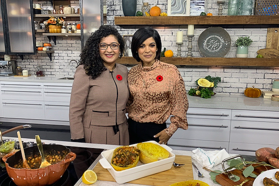 CTV Your Morning - New ways to use up your favourite starchy vegetables this season