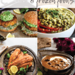 Four easy and healthy recipes of burgers, beans curries and masala fish