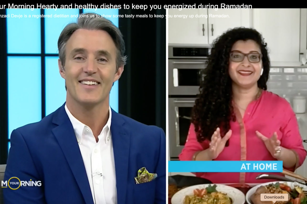 CTV Your Morning - Hearty and healthy dishes to keep you energized during Ramadan