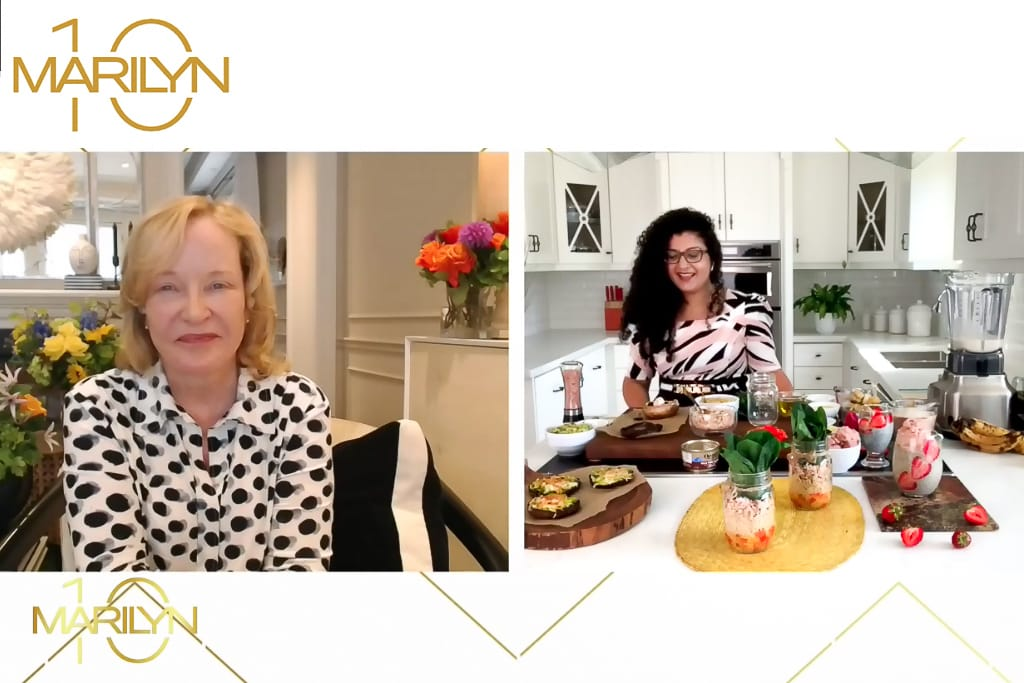 The Marilyn Denis Show - Three healthy and delicious recipes that use fresh summer ingredients